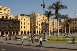 PlazaDeArmas - Lima1