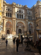 Malaga, Cathedral