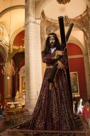Easter fugure inGuadalupe
