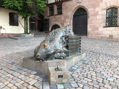 Дюреровский заяц